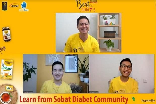 Lawan Diabetes, Tropicana Slim Gelar #BeatDiabetes Online Festival 2020
