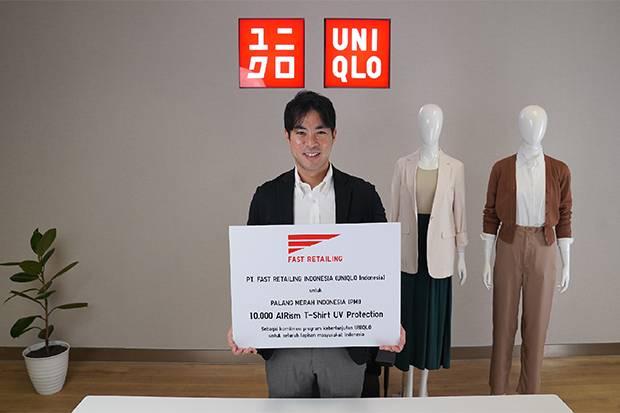 Uniqlo Donasikan Pakaian untuk Tenaga Medis