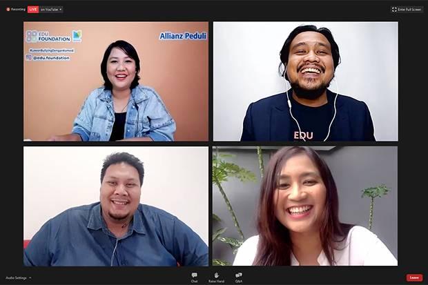 Allianz Indonesia Gelar Kompetisi Lawan Bullying dengan Stand-Up Comedy