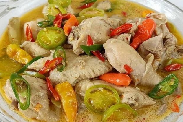 Garang Asem Ayam, Makanan Khas Jawa Tengah yang Bisa Dibuat di Rumah