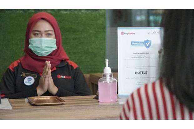 RedDoorz Berhasil Implementasikan Program Sertifikasi Higienitas