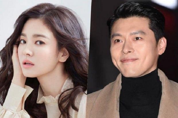 Song Hye Kyo dan Hyun Bin Kembali Pacaran?