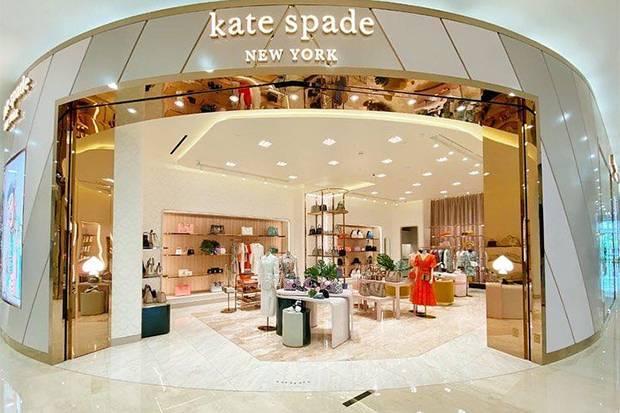 Butik Kate Spade Terbaru Berdesain Feminin dan Playful