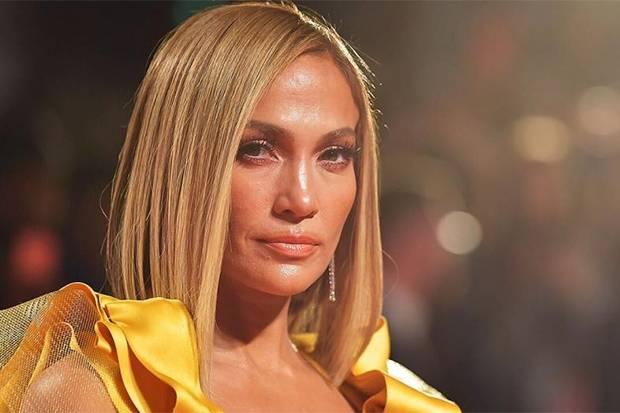 Foto Jennifer Lopez Tanpa Makeup Ini Undang Kekaguman Warganet