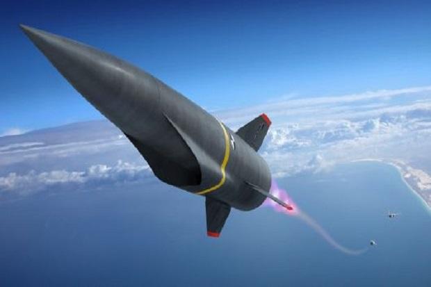 AS Bersiap Kerahkan Rudal-rudal Hipersonik ke Indo-Pasifik