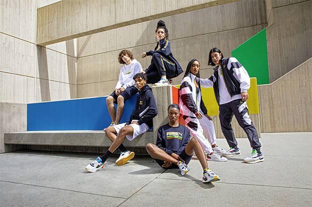 Rayakan Olahraga sebagai Pemersatu Dunia, Puma Luncurkan Unity Collection