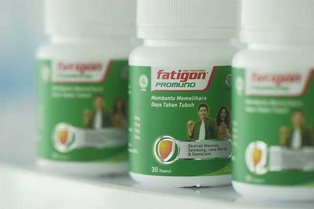 Kalbe Luncurkan Imunomodulator Herbal Asli Indonesia