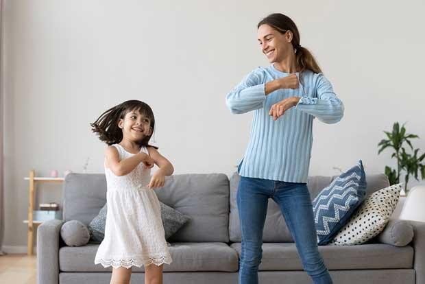 Di Rumah Saja, Anak Harus Tetap Aktif
