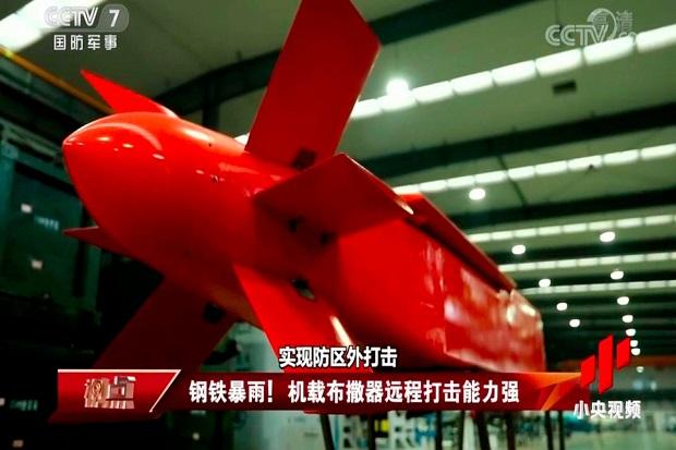 China Pamer Rudal Hibrida, Sekali Tembak Bisa Habisi Seluruh Lapangan Udara