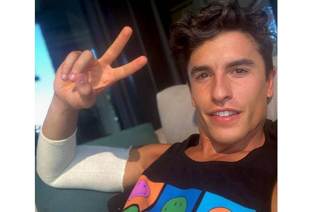Fokus Pemulihan, Marc Marquez Absen dari MotoGP 3 Bulan