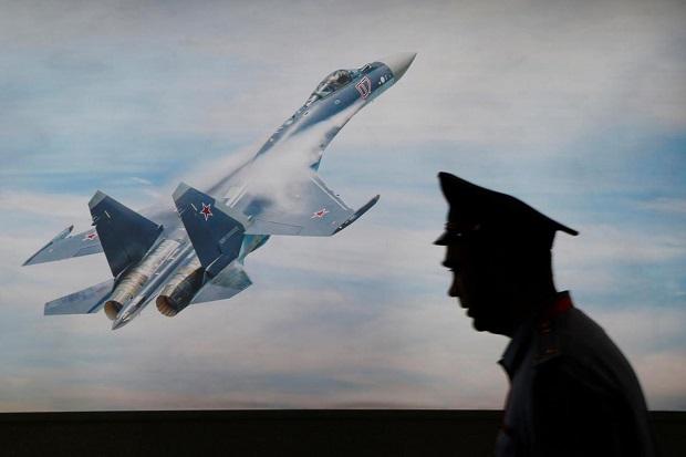 Rusia Masih Optimis Rencana Pembelian Sukhoi Indonesia akan Berlanjut