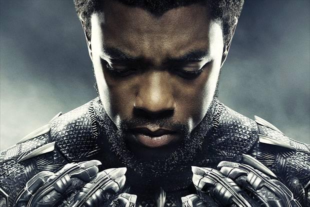 Superhero Marvel Ungkapkan Duka Atas Wafatnya Chadwick Boseman