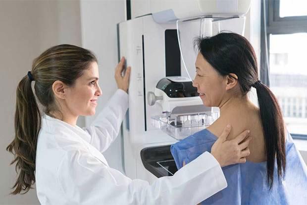 Berapakah angka penderita kanker payudara di Indonesia?