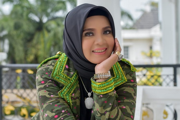 Jakarta PSBB Lagi, Neng Dessy Kembali Masuk Studio