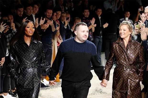 Kim Jones Gantikan Karl Lagerfeld sebagai Direktur Kreatif Fendi