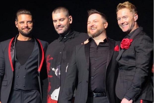 Boyzone Berharap Film Biopik Mereka Dibintangi Zayn Malik