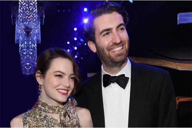 Selamat! Emma Stone dan Dave McCary Resmi Menikah