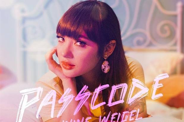 Rambah Dunia Musik, AirAsia Dukung Penyanyi Muda Jannine Weigel