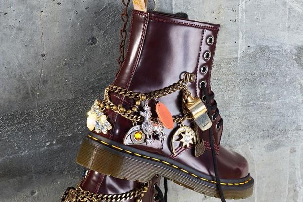 Berkolaborasi, Dr Martens dan Marc Jacobs Hadirkan Sepatu Bot Vegan