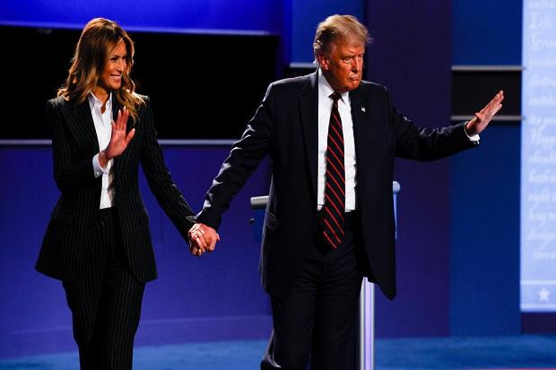 Trump Positif Covid-19, Ini Politisi Dunia yang Pernah Terinfeksi Corona