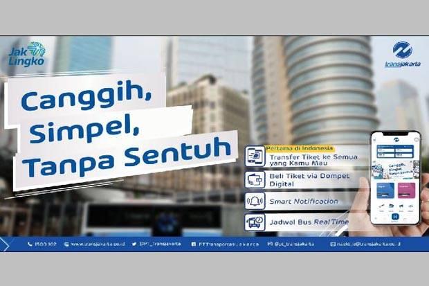 Aplikasi Tije Permudah Pengguna Bus Transjakarta Ini Fitur Fitur Andalannya