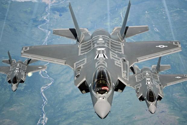 Qatar Layangkan Permintaan Resmi Boyong Jet Tempur F-35