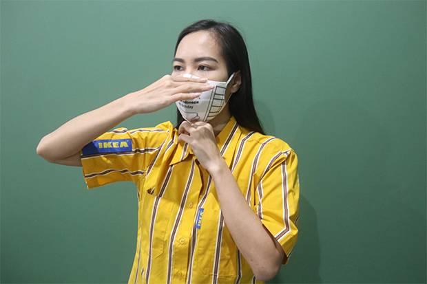 IKEA Rilis Masker untuk Bantu Cegah Sebaran COVID-19