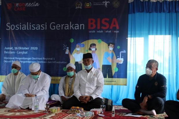Kembangkan Potensi Wisata Religi Langkat Melalui Program BISA