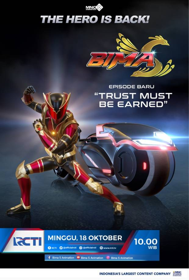 Hari Minggu Jam 10! Ini Sinopsis Bima S: Trust Must Be Earned Lawan Monster demi Matrix Pertama
