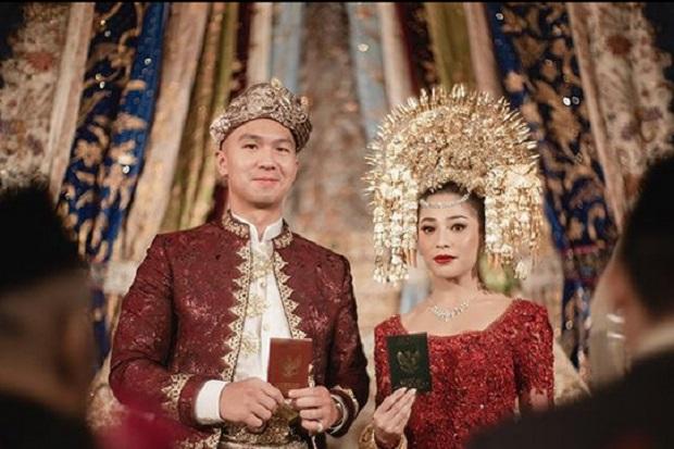 Nikita Willy Resmi Jadi Istri Indra Priawan