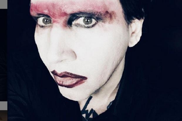 Marilyn Manson: COVID Telah Merusak Kesehatan Mental Saya