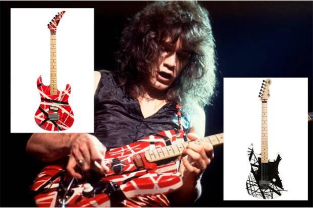 Gitar Ikonik Milik Eddie Van Halen Akan Dilelang