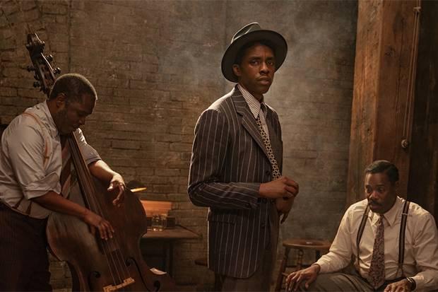 Film Terakhir Chadwick Boseman, Ma Raineys Black Bottom Rilis Trailer Pertama