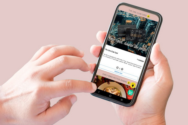 Jemput Bola, JW Marriott Jakarta Perkenalkan One-Click Shopping