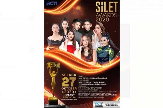 27 Oktober! Jessica Iskandar Bakal Ungkap Percintaannya di Silet Awards 2020