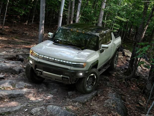 Antrean Panjang, GMC Ancam Dealer yang Mainkan Harga Hummer EV