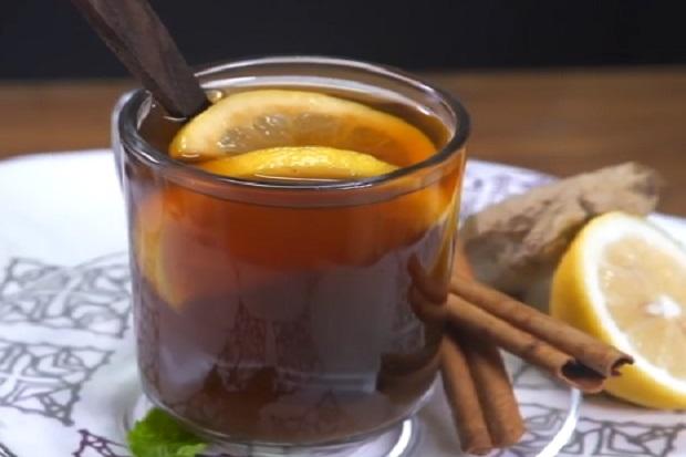Yuk, Bikin Teh Jahe Lemon yang Cocok untuk Hangatkan Tubuh saat Hujan