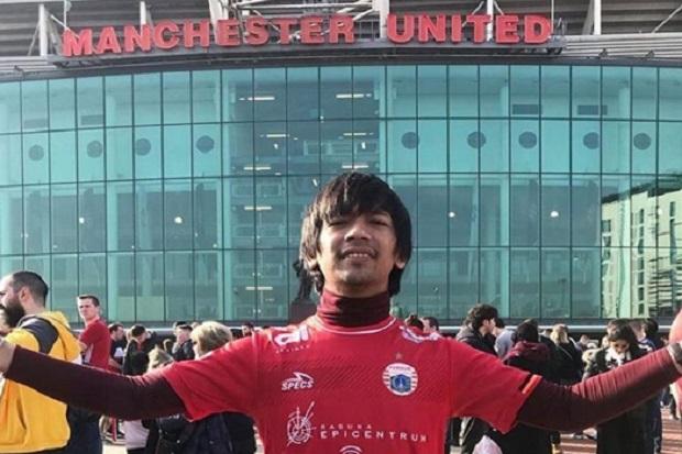 Rian DMasiv Berharap MU Menang Besar Atas Chelsea
