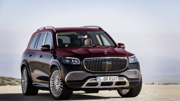 Jawaban Mercedes-Maybach atas Tantangan Bentley dan Rolls-Royce