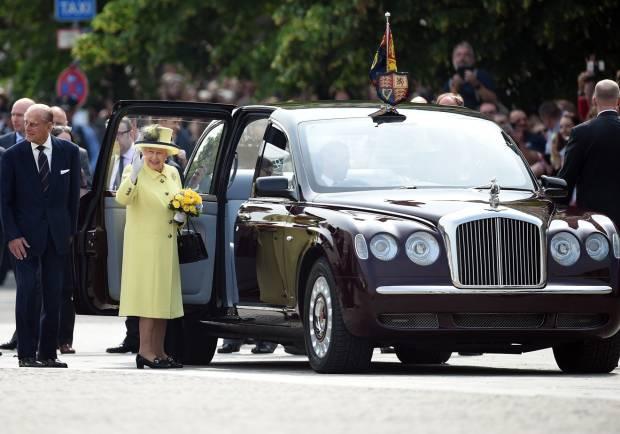 Hasil Riset : Mobil Ratu Inggris Lebih Prestisius dibanding Mobil Pemimpin Dunia Lain