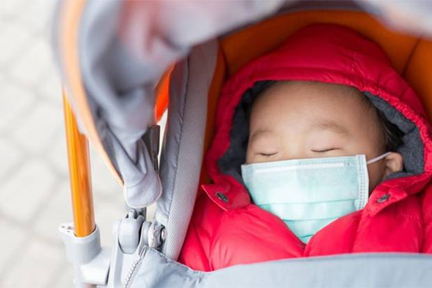 Ratusan Ribu Bayi Meninggal Akibat Polusi Udara