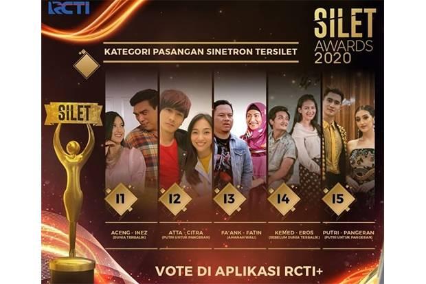 Penyanyi Jadi Aktor, Wali Kaget sekaligus Senang Masuk Nominasi Silet Awards 2020