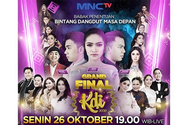 Besok Pukul 19.00, Grand Final KDI Digelar MNCTV! Dewi Perssik, Ayu Ting Ting, Betrand Peto Bikin Heboh