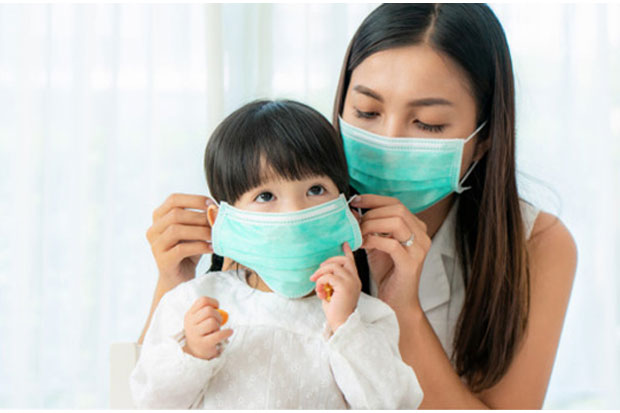 Ajak Si Kecil Adaptif dengan Pandemi Covid-19
