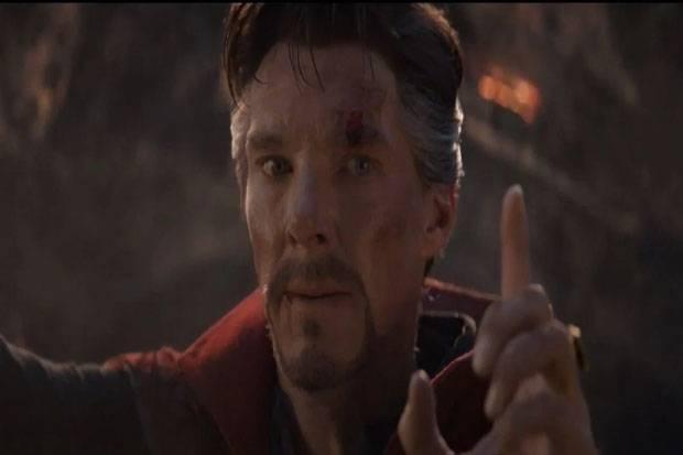 Adegan Kunci di Avengers: Endgame Ternyata Hasil Improvisasi