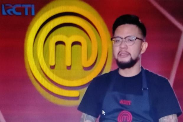 Dikritik Pedas Chef Juna, Adit Tambah Semangat