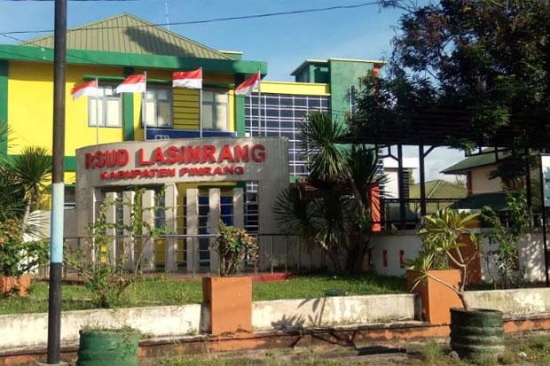 Klaster Medis RSUD Lasinrang Tambah Kasus Positif COVID-19 di Pinrang