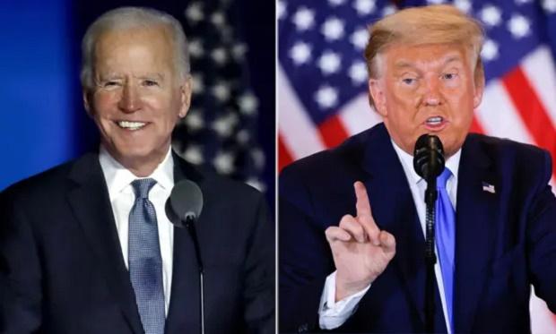 Inilah Jalur Biden atau Trump Raih Kemenangan, Mau Tahu?