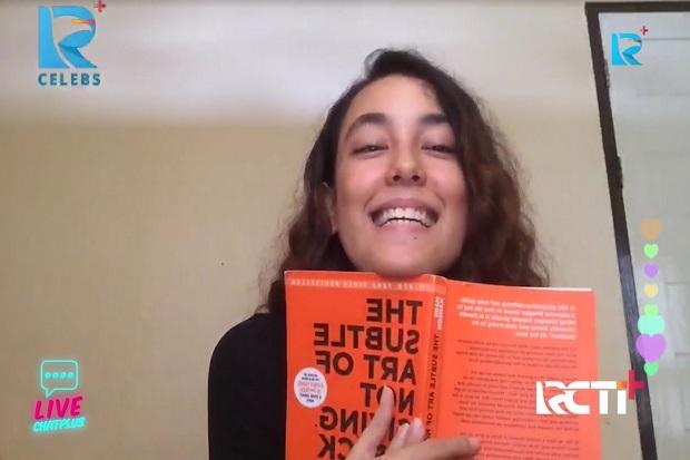 Tips Berolahraga ala Sonia Alyssa, Pemain Sinetron Gober