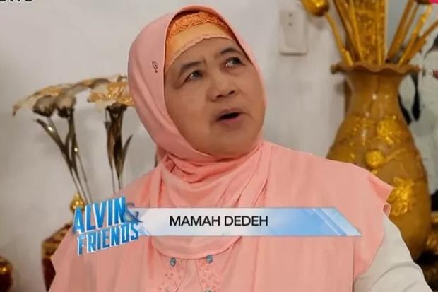 Positif Covid-19, sang Anak Minta Doa untuk Kesembuhan Mamah Dedeh